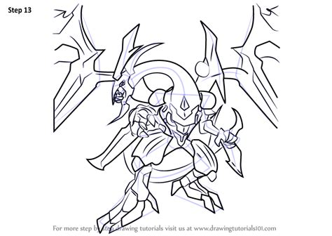 step  step   draw dark rebellion xyz dragon  yu gi  official card game