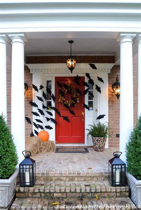 best 25 halloween front porches ideas on pinterest