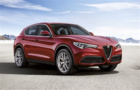 2018 Alfa Romeo Stelvio Priced From $42,990