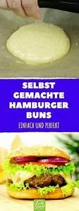 Hamburger Grillen Rezept : mit unserem rezept machst du die ultimativen burgerbr tchen hamburger bun rezepte ~ Watch28wear.com Haus und Dekorationen