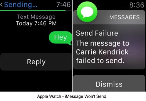 iphone wont send imessage apple won t send imessage solved send reply