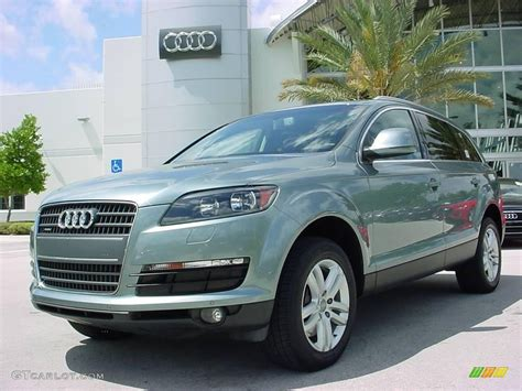 2008 condor grey metallic audi q7 3 6 premium quattro 8183701 gtcarlot com car color galleries