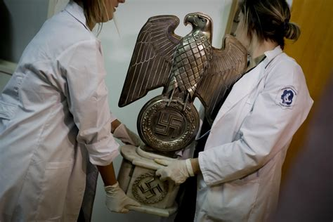 Photos Trove Of Nazi Artifacts Uncovered In Argentina Wpsu