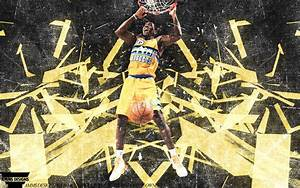 Kenneth Faried 'Unleashed' Wallpaper by AMMSDesings on ...
