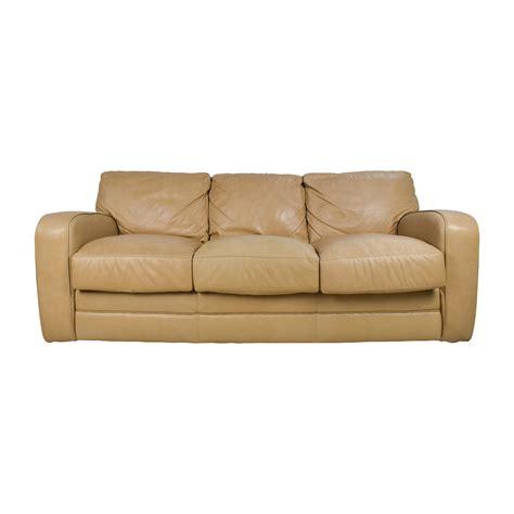 buy leather sofa online 78 off beige three seat leather sofa sofas