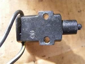 Johnson Evinrude 60 To 300 Hp 1998 Power Switch Limit Trim