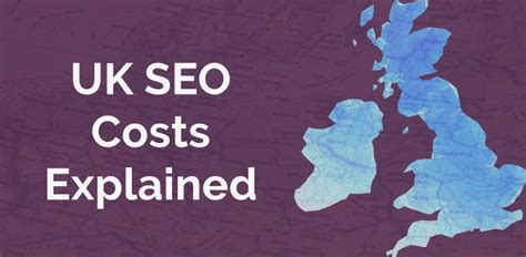Seo Cost by Average Seo Costs In The Uk And How To Decide What S Right