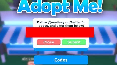 roblox adopt   code  code read desc youtube