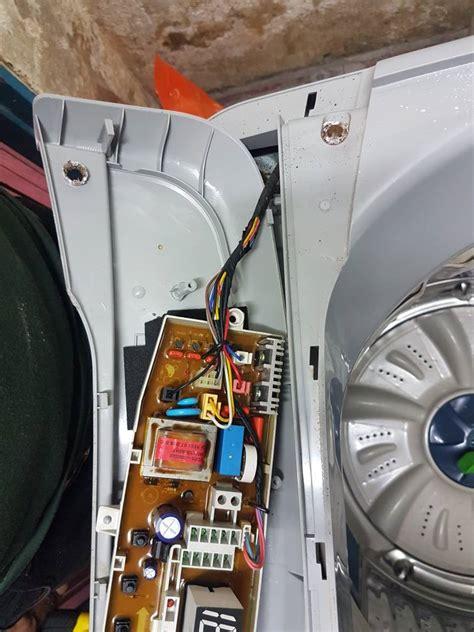 repair mesin basuh cheras servis repair mesin basuh