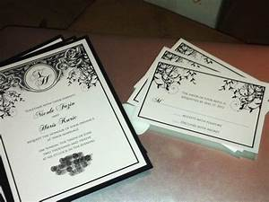 art nouveau deco wedding invitations weddingbee photo With art deco wedding invitations vistaprint