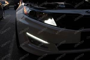 Ijdmtoy Car Blog  Led Daytime Running Lights Installed On