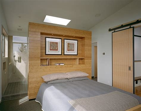 split level bedroom modern remodel of the post war split level house into a