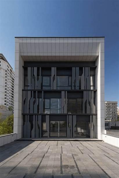 Edificio Comercial Oficinas Alidoost Farmanieh Partners Arquitectura
