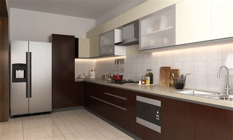 L Shaped Kitchen Ideas - modular style kitchen is the most efficient and fashionable designs orchidlagoon com
