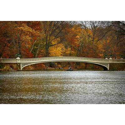 File:Bow Bridge in Central Park on Thanksgiving 2010.jpg