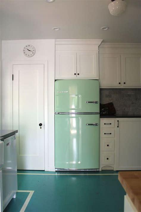 mint green kitchen appliances best 25 retro refrigerator ideas on vintage 7523