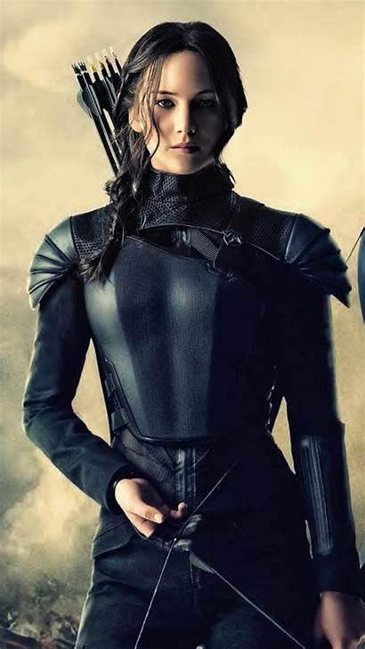 Hunger Lawrence Jennifer Games Mockingjay Katniss Movies