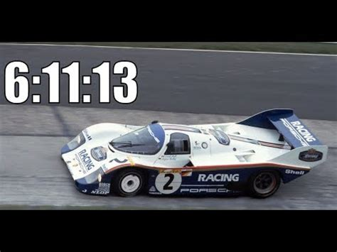 Nuremberg Track Record by The Unbeatable Nurburgring Record Tribute To Stefan