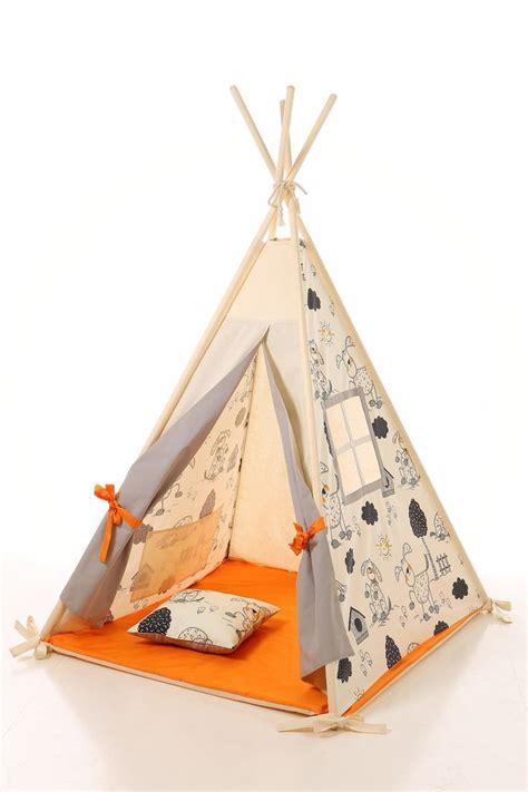 tipi chambre tipi enfants jouer dentelle wigwam tente tipi pour enfants