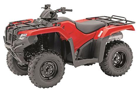 atv 4x4 buyer s guide 2016 4x4 atvs dirt wheels magazine