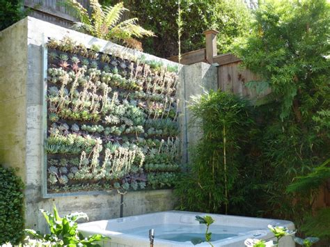 succulent wall garden home interior and furniture ideas