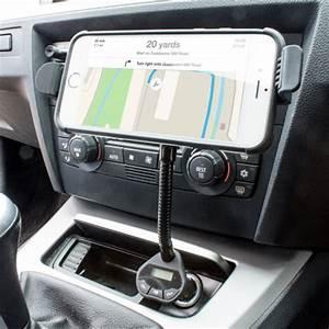 Iphone 6 Autohalterung : roadwarrior kfz halterung mit fm transmitter iphone 6 6 ~ Kayakingforconservation.com Haus und Dekorationen