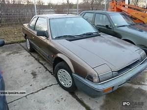 1983 Honda Prelude 1 8 12v
