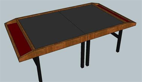 portable folding desk 19 best images about gaming tables and boards on