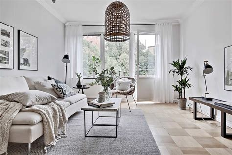 living rooms    master scandinavian design