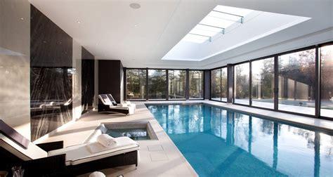 luxury indoor swimming pool design installation company