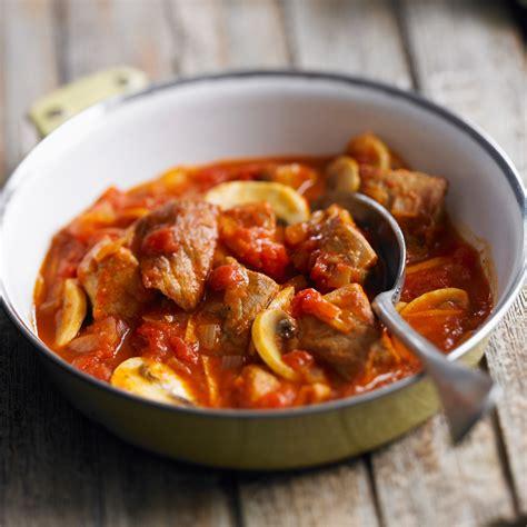 3 recettes de cuisine sauté de veau marengo facile recette sur cuisine actuelle