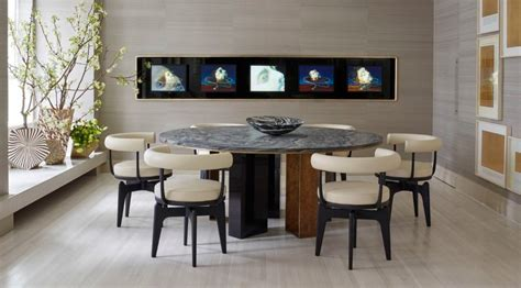 ideas  decorar  salon comedor