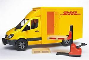 Versandkosten Berechnen Dhl : bruder transporter mercedes benz sprinter dhl otto ~ Themetempest.com Abrechnung