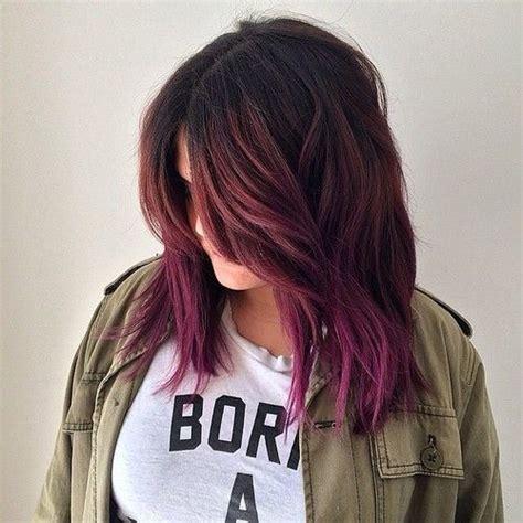 Best 25 Subtle Purple Hair Ideas Only On Pinterest Dark