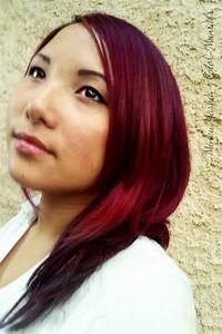 Coloration Cheveux Court : coloration cheveux violet prune directions color mania ~ Melissatoandfro.com Idées de Décoration