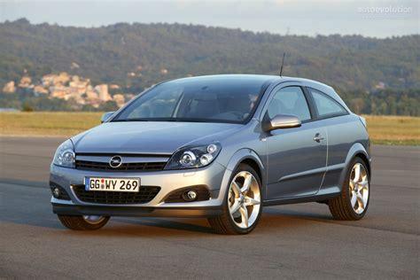 Opel Astra 3 Doors (gtc) Specs & Photos