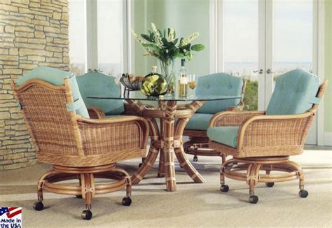 1000  images about Indoor Wicker and Rattan Dining Sets on