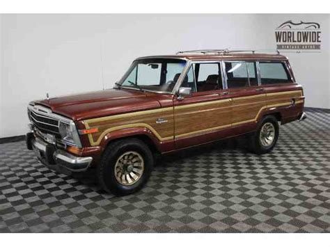 classic jeep wagoneer for sale classifieds for classic jeep wagoneer 20 available