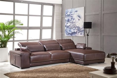 light brown leather sectional light brown genuine italian leather modern sectional sofa