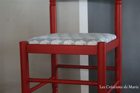 relooker une chaise en paille relooker une chaise en paille les créations de