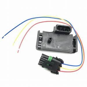 4x 3 Bar Map Manifold Absolute Pressure Sensor Turbo Boost