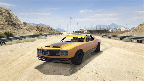 Stock Cars With Turbo by Declasse Sabre Turbo Stock Car Replace Gta5 Mods