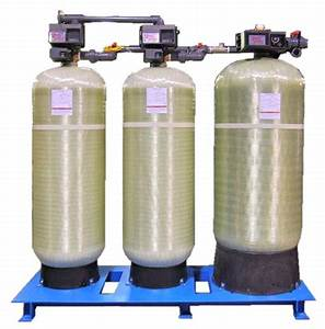 Light Commercial Water Softeners