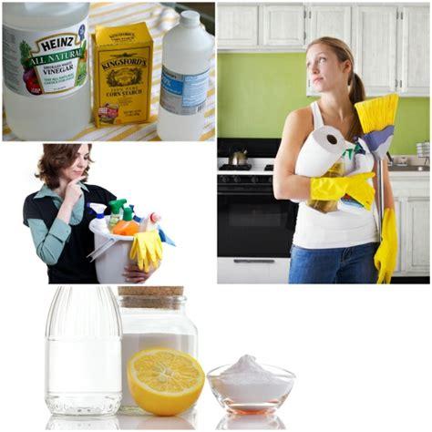 Omas Hausmittel Putzen by Putzen Tipps Und Tricks F 252 R Ein Sauberes Haus Ohne Chemie