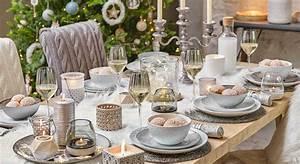 Dcoration Table Nol Dco Scandinave Journal De La Maison
