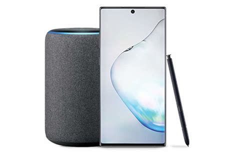 deal samsung galaxy note 10 and 10 pre orders come with free echo plus at phonearena
