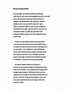 iago essay homework help jobs london     dallas creative writing