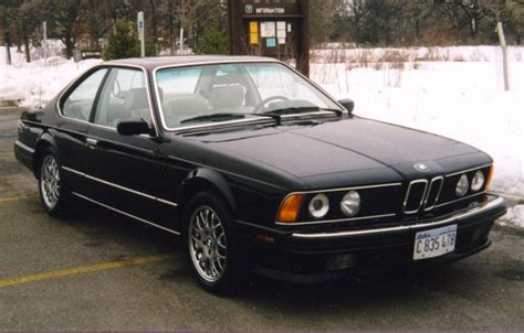 Bmw 633csi by Bmw E24 6 Series 1976 1989