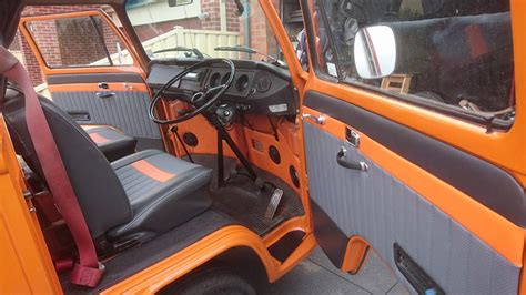 custom car interiors sunshine tullamarine muscle car