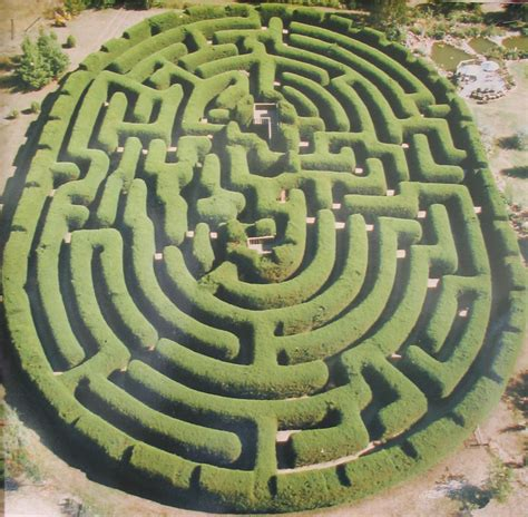 Morganslists Amazeing Images Of Labyrinths And Mazes